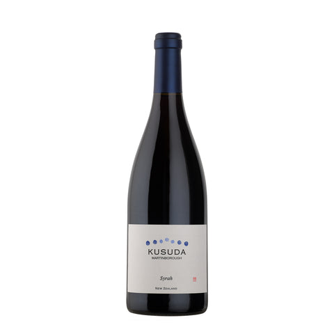 Kusuda Martinborough Syrah 2017 750ml