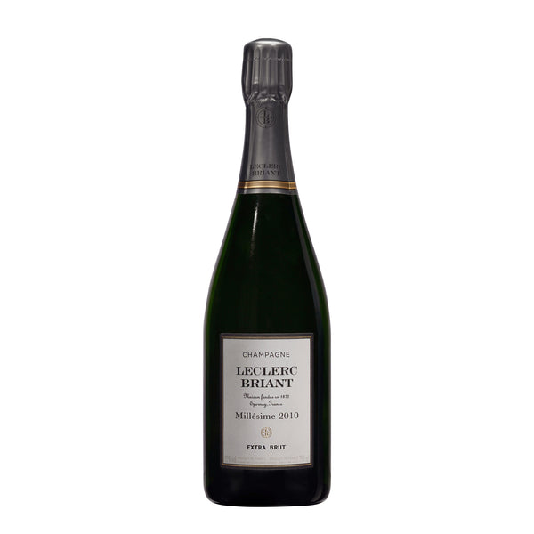 Champagne Leclerc Briant Vintage 2010 Extra-Brut 750ml