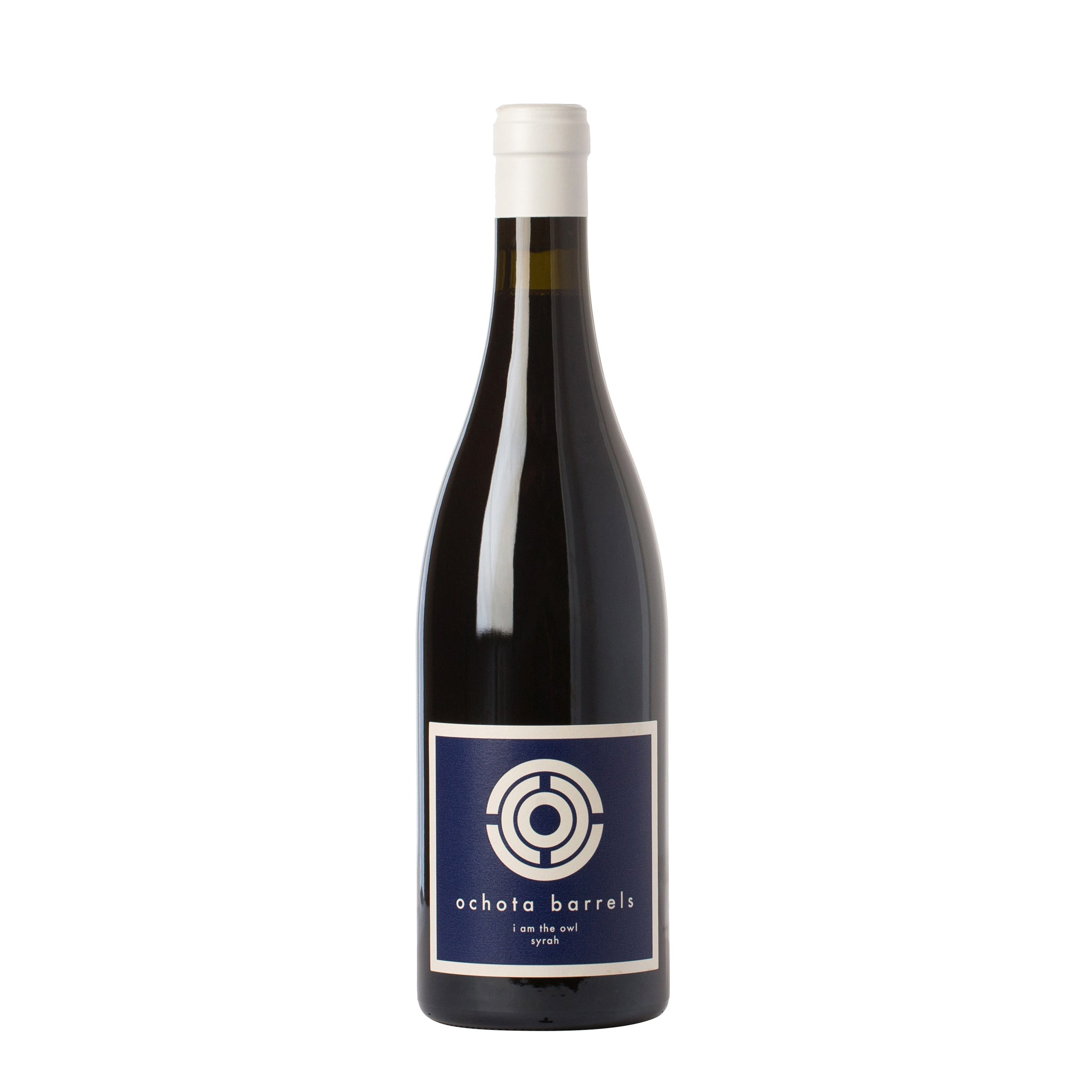 Ochota Barrels I am the Owl Syrah 2018 750ml