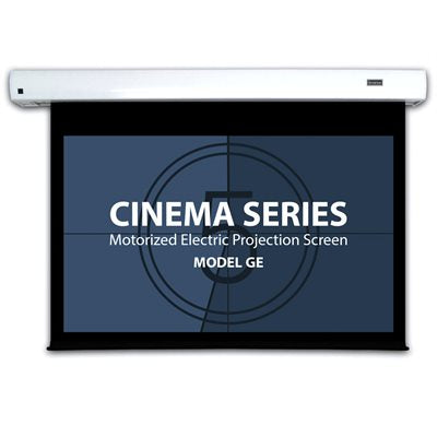 "Severtson 120"" 16:9 Cinema-Series II Motorized (matte white)"
