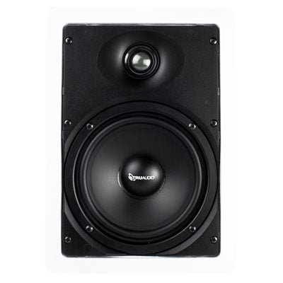 "TruAudio 2-Way 6.5"" Poly Woofer 1"" Silk Tweet Speaker (single)"