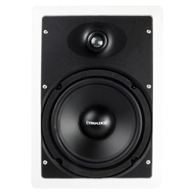 "TruAudio 8"" 2-Way Speaker w / Poly Woofer / Silk Tweeter (single)"