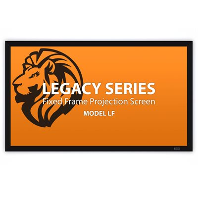 "Severtson 120"" 16:9 Legacy Series Fixed Screen (white)"