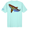 Cobia Short-Sleeve Dry-Fit Shirt