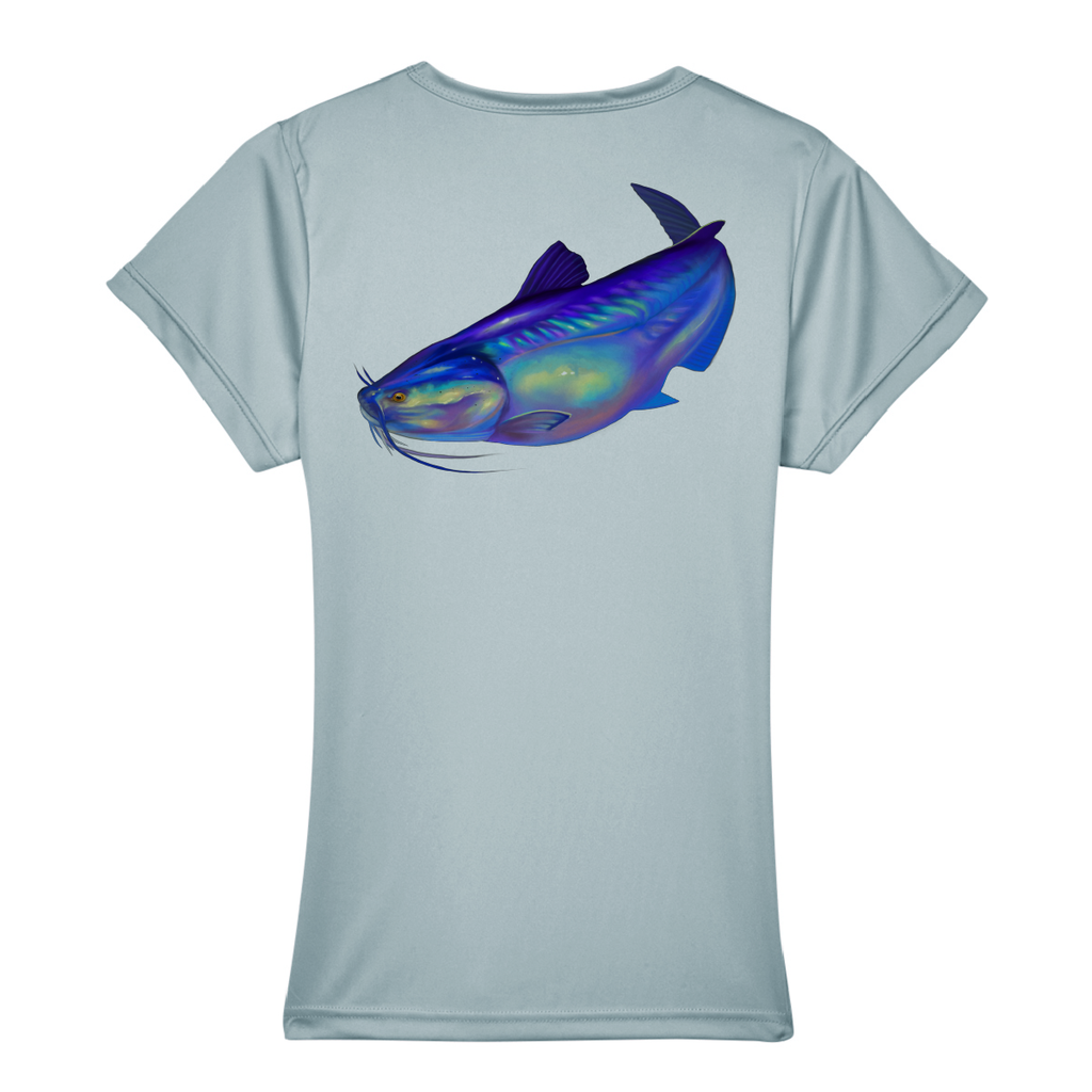 Catfish Short-Sleeve Dry-Fit T-Shirt