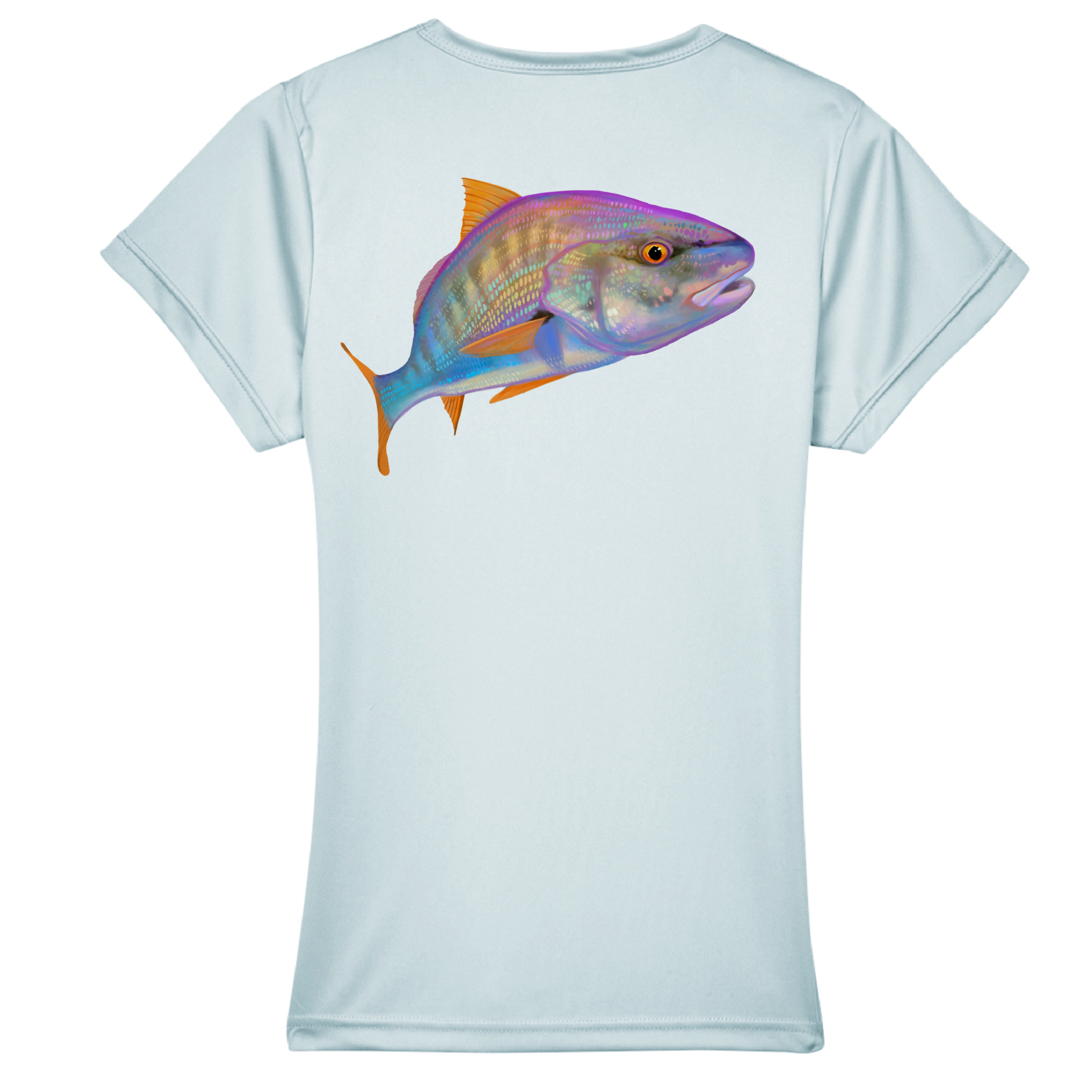 Croaker Short-Sleeve Dry-Fit T-Shirt
