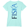 FISKA Short-Sleeve Dry-Fit T-Shirt
