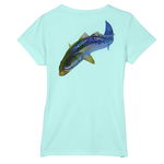 Trout Short-Sleeve Dry-Fit T-Shirt