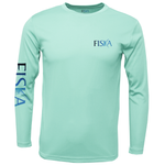 Bluefish Long-Sleeve Dry-Fit Shirt