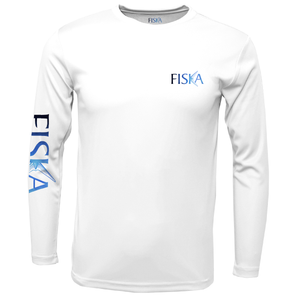 FISKA Long-Sleeve Dry-Fit Shirt