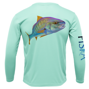 Youth Croaker Long-Sleeve Dry-Fit Shirt