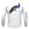 Youth Trout Long-Sleeve Dry-Fit Shirt