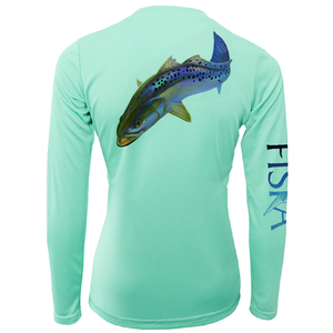 Trout Long-Sleeve Dry-Fit Shirt