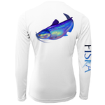 Catfish Long-Sleeve Dry-Fit Shirt