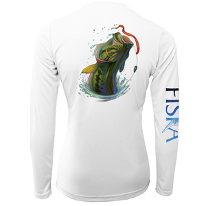 Bass Long-Sleeve Dry-Fit Shirt