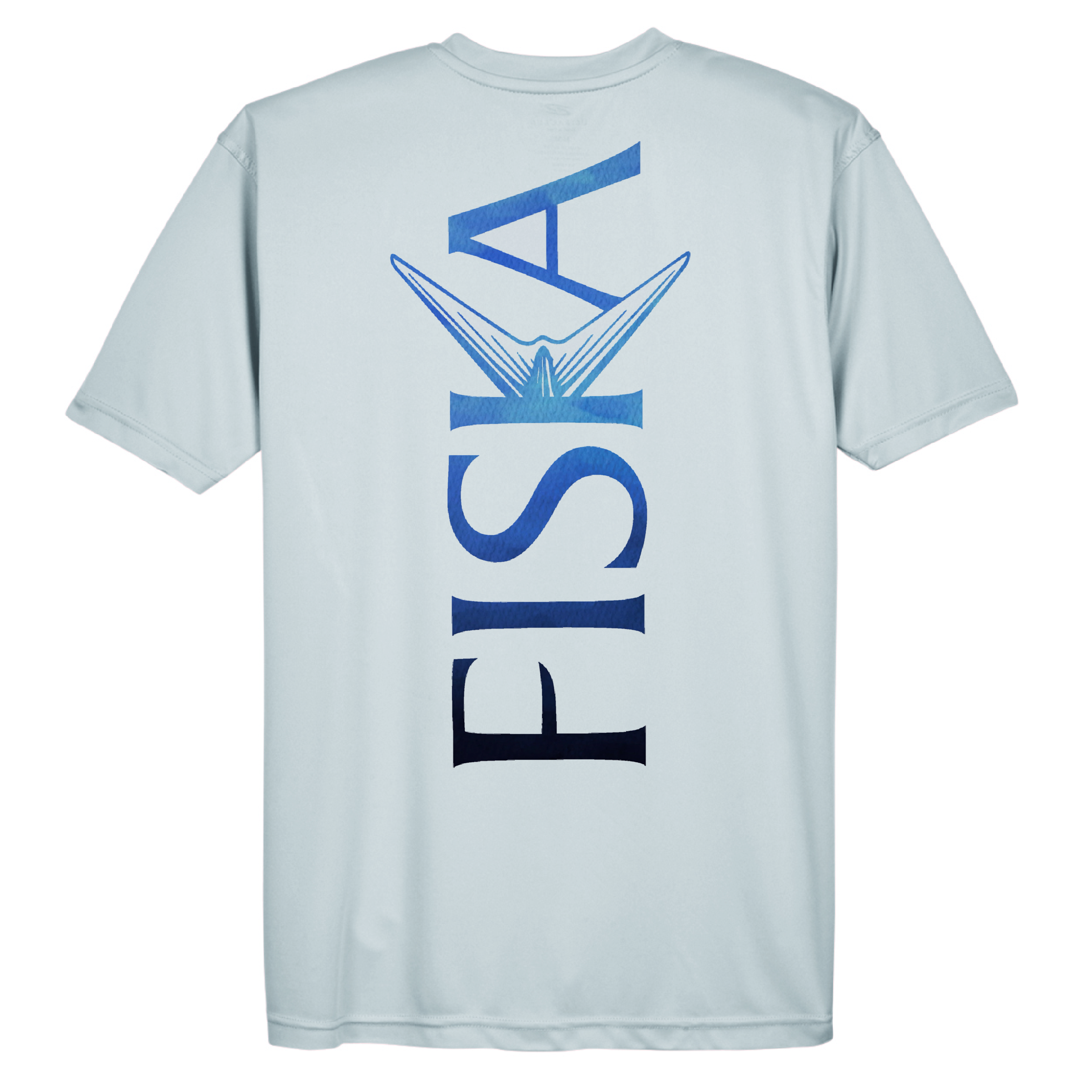 FISKA Short-Sleeve Dry-Fit Shirt