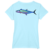 Mackerel Short-Sleeve Dry-Fit T-Shirt
