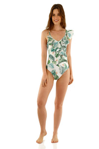 Allie Ruffles One Piece