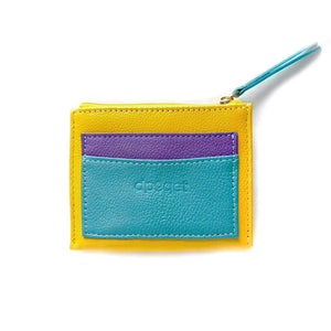 Pocket  Wallet Mix Yellow