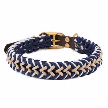 William Walker Paracord Hundehalsband Hanseatic - ilio-shop