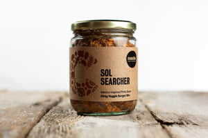 Sol Searcher Burger Mix - Mexico Inspired Pinto Beans