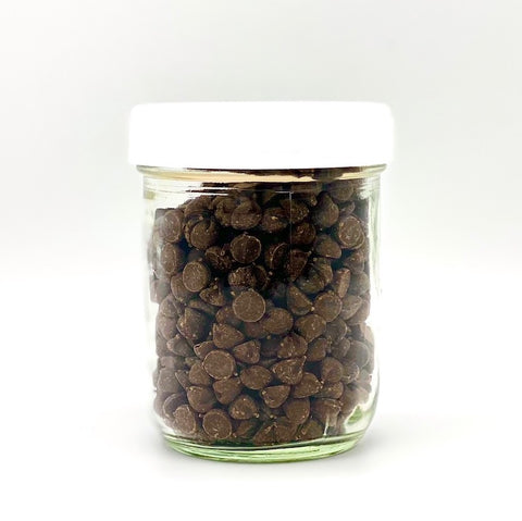 Organic Chocolate Chips - 300g - Medium Jar