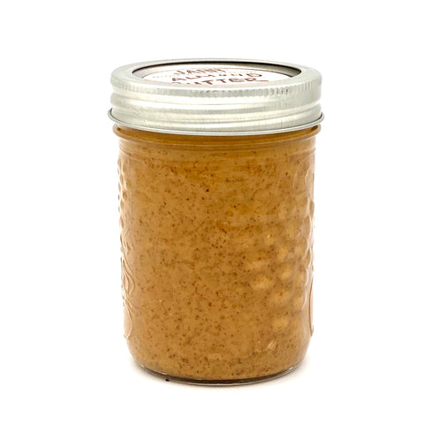 Organic Almond Butter Roasted - 250ml
