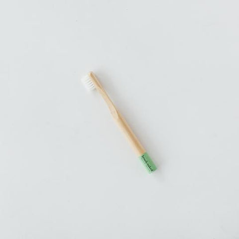 Kids Green Toothbrush - Soft