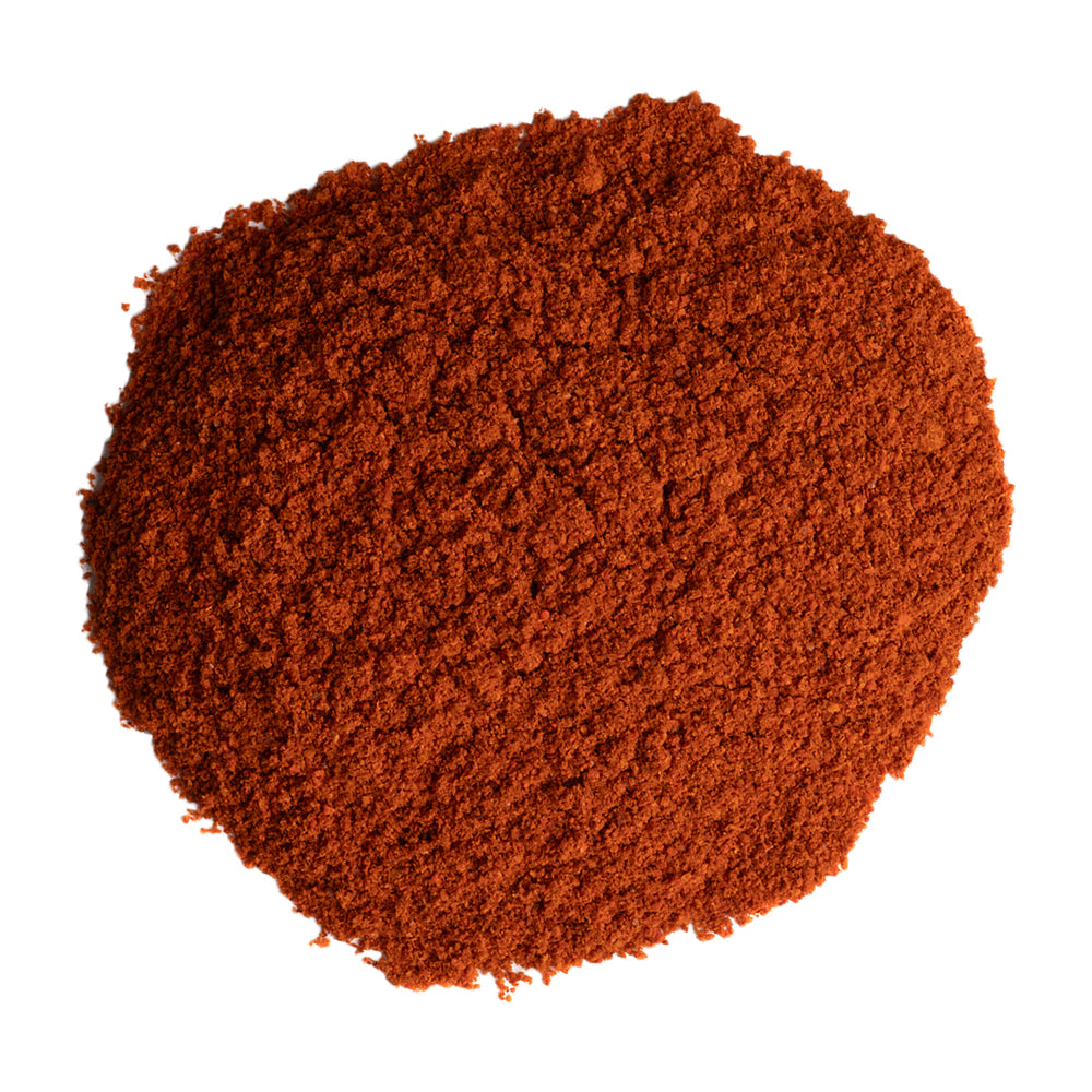 Organic Paprika Powder - 70g - Small Jar