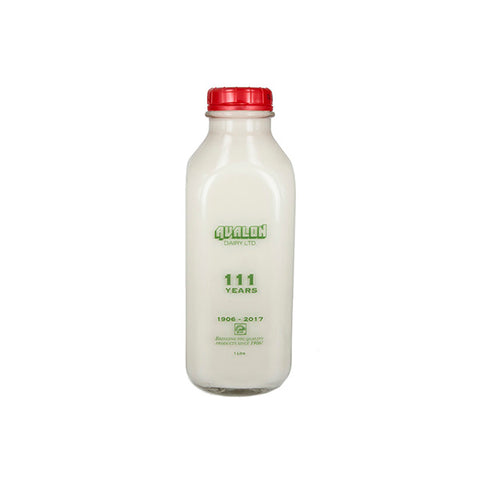 Organic Homogenized Milk - 1L