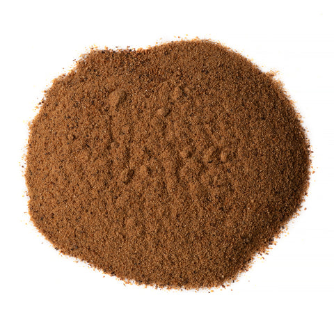 Organic Nutmeg Powder - 60g - Small Jar