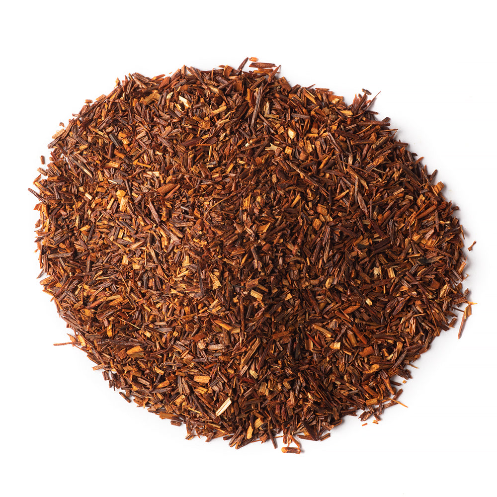 Organic Rooibos Loose Leaf Tea - 120g - Medium Jar