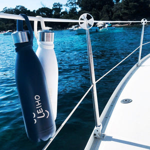 Seas the Day Stainless Steel Water Bottle