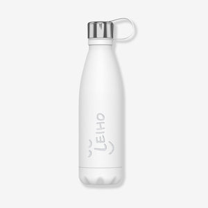 Go With The Flow Stainless Steel Water Bottle