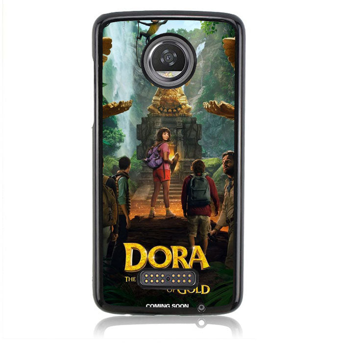 Dora and The Lost City Of Gold FF0001 Motorola Moto Z2 Play Case