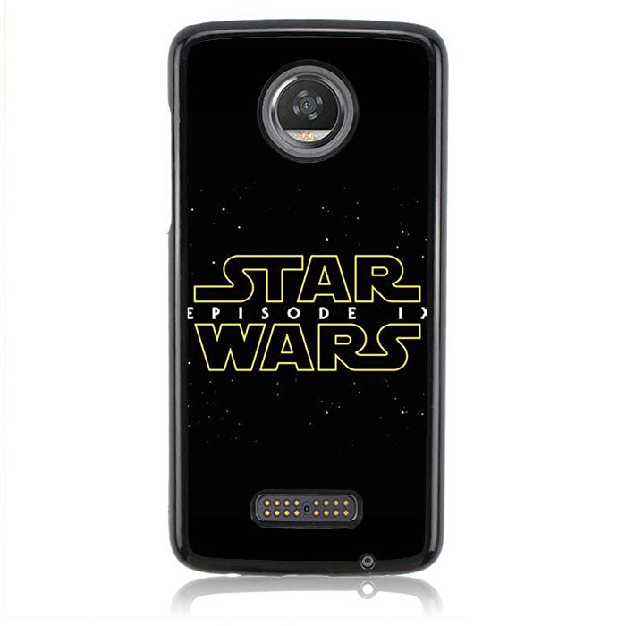 Star Wars Episode IX FF0004 Motorola Moto Z2 Play Case