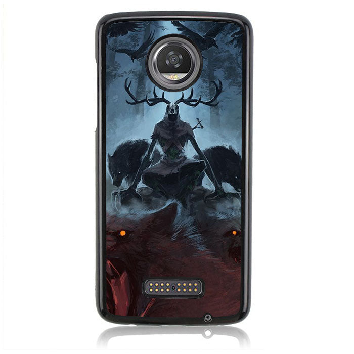 The Witcher FF0020 Motorola Moto Z2 Play Case