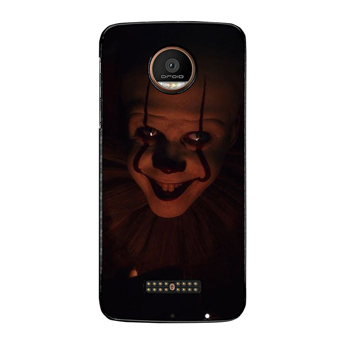 IT Chapter 2 FF0021 Motorola Moto Z Force Case