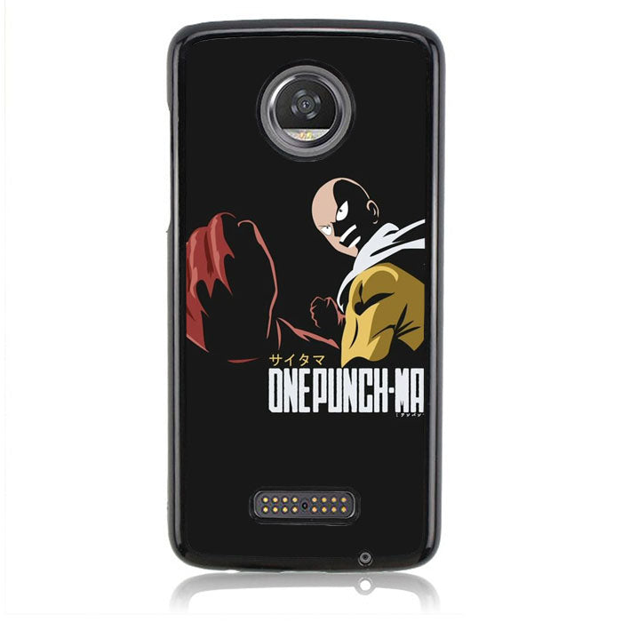 One Punch Man FF0023 Motorola Moto Z2 Play Case