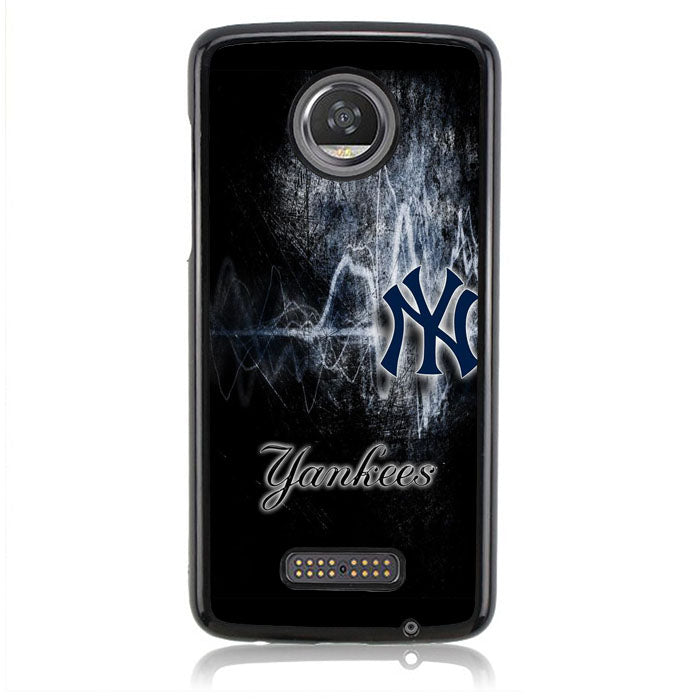 Yankees FF0042 Motorola Moto Z2 Play Case