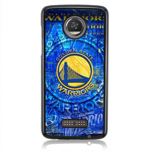 Warriors FF0049 Motorola Moto Z2 Play Case