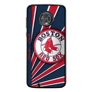 Boston Red Sox FF0053 Motorola Moto G6 Case
