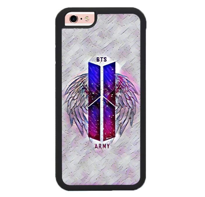 BTS Army FF0061 Samsung iPhone 6, 6S Case