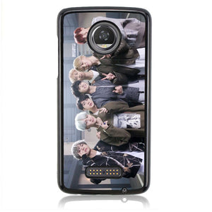Members BTS 0062 Motorola Moto Z2 Play Case