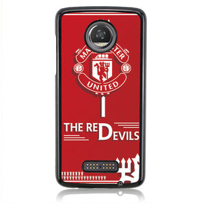 The Re Devil FF00640 Motorola Moto Z2 Play Case