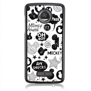 Mickey Mouse FF0065 Motorola Moto Z2 Play Case