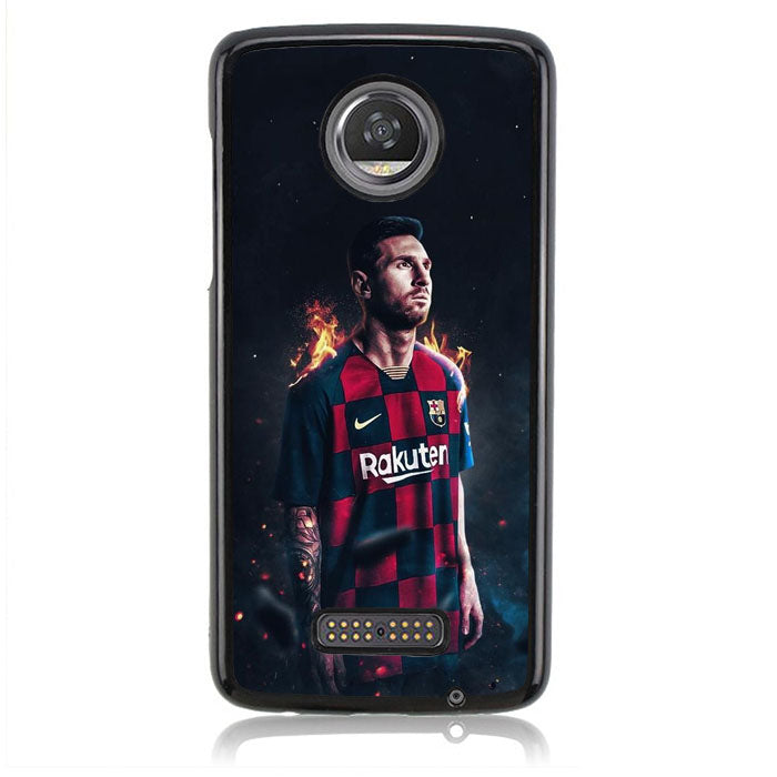 Messi FF0101 Motorola Moto Z2 Play Case