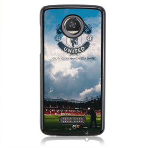 GG Man United FF0134 Motorola Moto Z2 Play Case