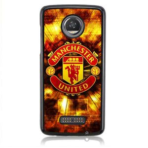 Logo Man United FF0139 Motorola Moto Z2 Play Case