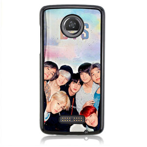 BTS K-POP FF0190 Motorola Moto Z2 Play Case